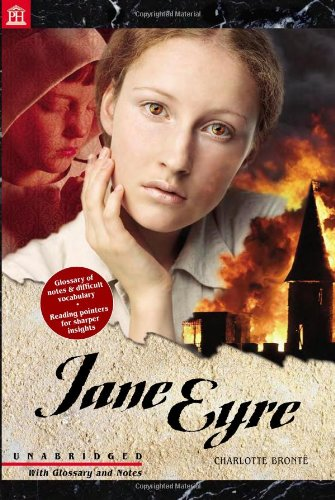 Jane Eyre - Literary Touchstone Classic  2006 edition cover