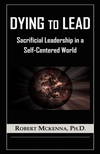Dying to Lead  2008 edition cover