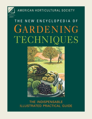 New Encyclopedia of Gardening Techniques  N/A edition cover