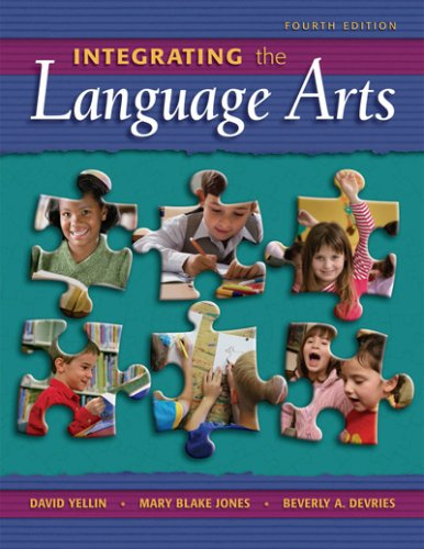 Integrating the Language Arts  4th 2008 (Revised) edition cover
