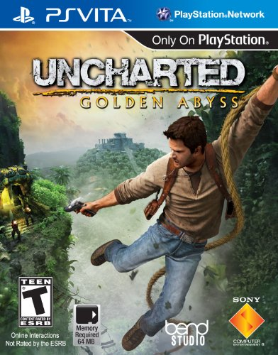 Uncharted: Golden Abyss - PlayStation Vita PlayStation Vita artwork