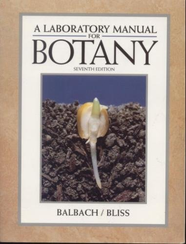 Botany  7th 1991 (Revised) 9780030301841 Front Cover