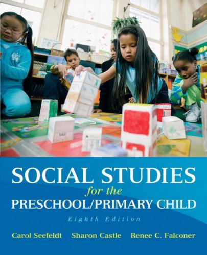 Social Studies for the Preschool/Primary Child  8th 2010 edition cover