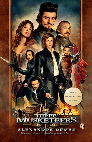 Three Musketeers   2011 edition cover