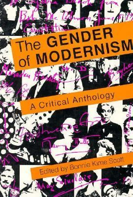 Gender of Modernism A Critical Anthology N/A 9780253205841 Front Cover