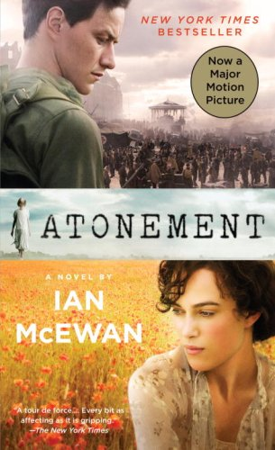 Atonement  Movie Tie-In  edition cover