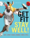 Get Fit, Stay Well! Plus MasteringHealth with EText -- Access Card Package  3rd 2015 9780321911841 Front Cover