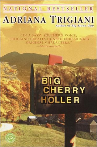 Big Cherry Holler   2001 edition cover