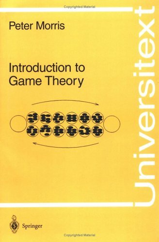 Introduction to Game Theory   1994 9780387942841 Front Cover