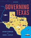 Governing Texas:   2015 9780393936841 Front Cover
