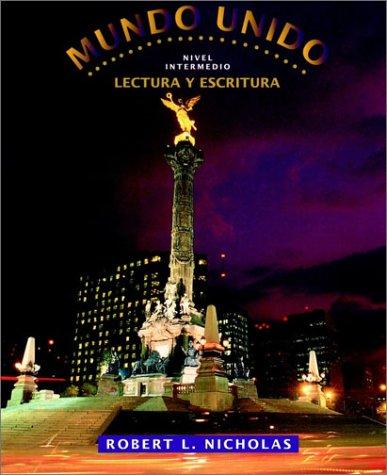 Mundo Unido, Lectura y Escritura   1996 9780471584841 Front Cover