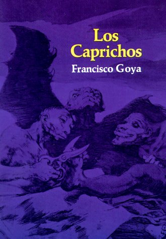 Caprichos   1969 edition cover