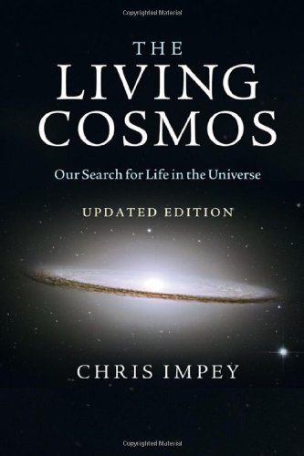 Living Cosmos Our Search for Life in the Universe  2011 edition cover
