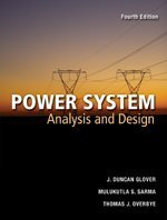 Power Systems Analysis and Design  4th 2008 edition cover