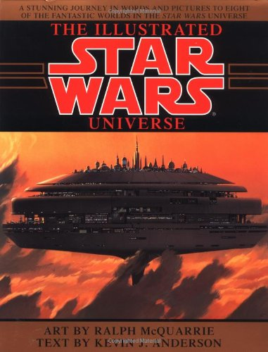 Illustrated Star Wars Universe  Reprint 9780553374841 Front Cover