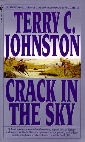 Crack in the Sky A Novel Reprint  9780553572841 Front Cover