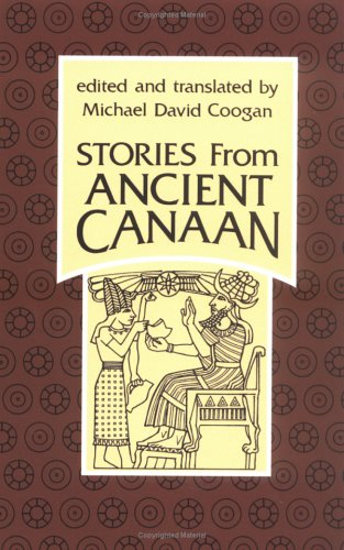 Stories from Ancient Canaan  N/A edition cover