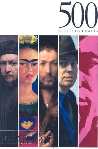 500 Self-Portraits   2004 (Revised) edition cover
