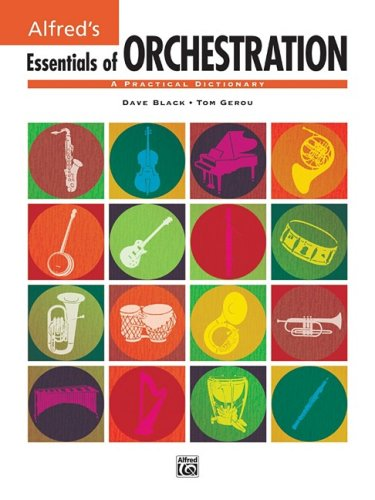 Essentials of Orchestration   2009 edition cover
