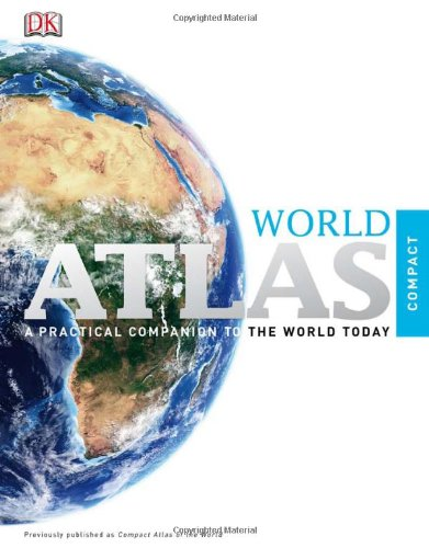 Compact Atlas of the World  N/A edition cover