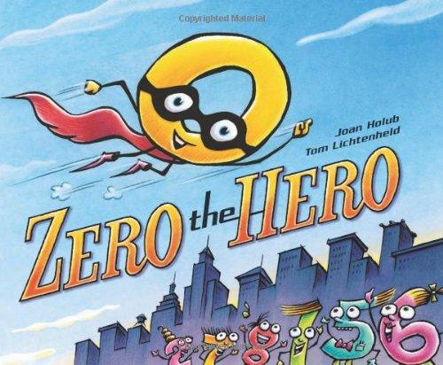 Zero the Hero   2012 edition cover