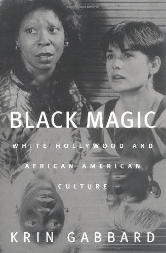 Black Magic White Hollywood and African American Culture  2004 edition cover