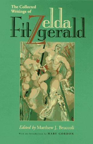 Collected Writings of Zelda Fitzgerald  N/A edition cover