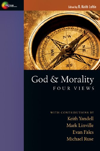 God and Morality Four Views  2012 edition cover