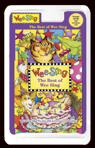 Best of Wee Sing  13th 9780843121841 Front Cover