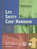 Life Safety Code Handbook 9th 2003 edition cover