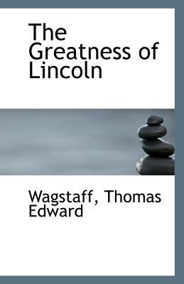 Greatness of Lincoln  N/A edition cover