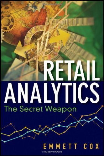 Retail Analytics The Secret Weapon  2012 edition cover