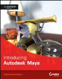 Introducing Autodesk Maya 2015 Autodesk Official Press  2014 edition cover