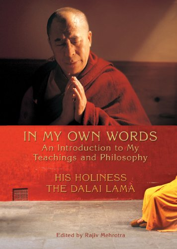 In My Own Words An Introduction to My Teachings and Philosophy N/A edition cover