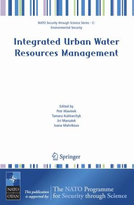 Integrated Urban Water Resources Management   2006 9781402046841 Front Cover