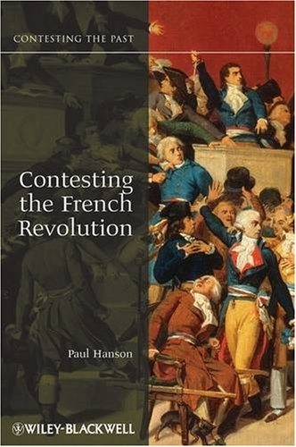 Contesting the French Revolution   2009 edition cover