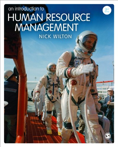 Introduction to Human Resource Management  2nd 2013 edition cover