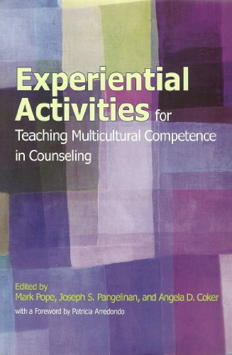 Experiential Activities for Teaching Multicultural Competence in Counseling  2011 edition cover