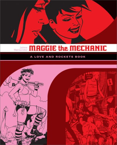 Maggie the Mechanic   2007 edition cover