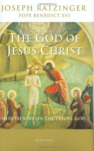 God of Jesus Christ Meditations on the Triune God N/A edition cover