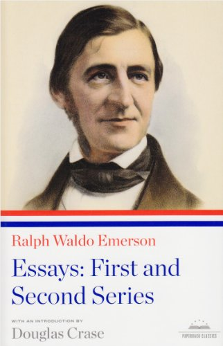 Ralph Waldo Emerson Essays N/A 9781598530841 Front Cover