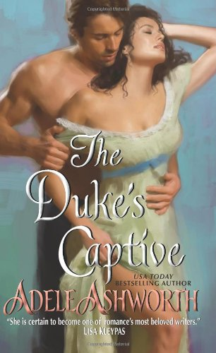 Duke's Captive  N/A 9780061474842 Front Cover