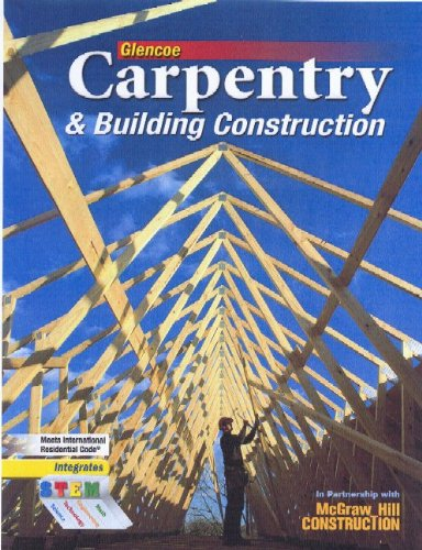 Carpentry and Building Construction   2010 (Student Manual, Study Guide, etc.) edition cover
