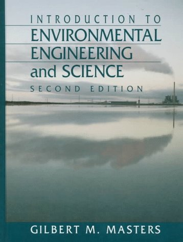 Introduction to Environmental Engineering and Science  2nd 1998 (Revised) edition cover