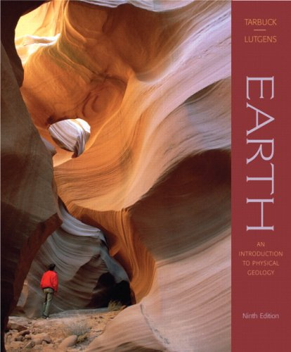 MasteringGeology#8482;, Student Access Code Card for Earth Science  9th 2008 (Revised) edition cover