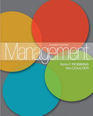 Management  11th 2012 (Revised) edition cover