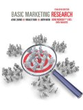 Basic Marketing Research Using Microsoft Excel Data Analysis   2012 9780135063842 Front Cover