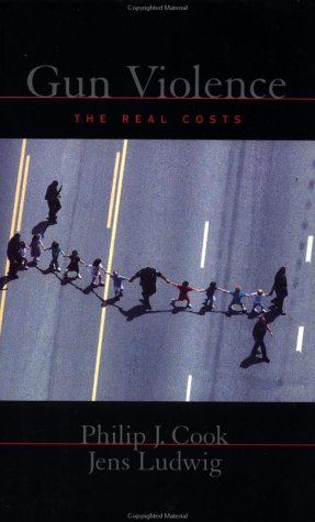 Gun Violence The Real Costs 2nd 2001 edition cover