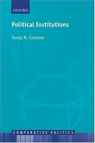Political Institutions Democracy and Social Choice  2003 edition cover