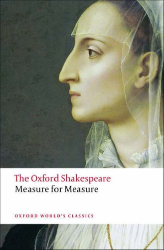 Measure for Measure   2008 edition cover